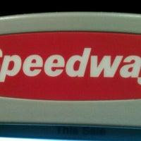 Photo taken at Speedway by Jonathan P. on 10/31/2011