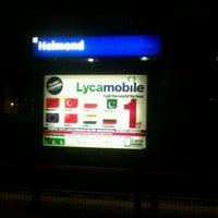 Photo taken at Station Helmond by Esther d. on 11/6/2011