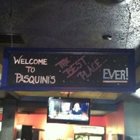 Photo taken at Pasquini's by Laura G. on 11/16/2011