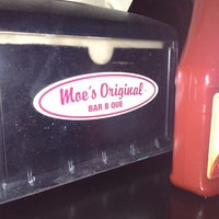 Photo taken at Moe's Bar-B-Que & Bowl by Erin R. on 5/30/2012