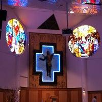 Photo taken at Catholic Church of the Holy Trinity by John B. on 5/11/2012
