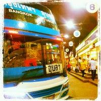 Photo taken at Nakhon Ratchasima Bus Terminal 2 by Yo B. on 5/24/2012