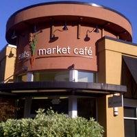 Photo taken at Eats Market Café by Wendy H. on 9/10/2011