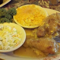 Photo taken at Carolina Kitchen by Virginia H. on 3/31/2012