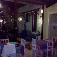 Photo taken at Pousada Baobá by Cleiton L. on 10/28/2011