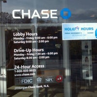 Photo taken at Chase Bank by WebGoals on 11/7/2011