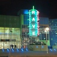 Photo taken at Rave North East Mall 18 by Victor M. on 6/17/2012