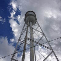 Photo taken at Lucky Strike Water Tower by Sam M. on 8/27/2012