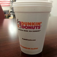 Photo taken at Dunkin' Donuts by Luis G. on 8/11/2012