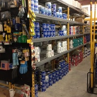 Photo taken at Sherwin-Williams Paint Store by Nadia J. on 5/7/2012