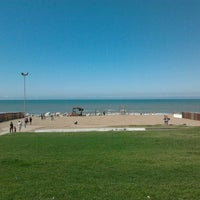 Photo taken at Costanera Miramar by Norberto Gabriel M. on 3/8/2012