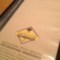 Photo taken at California Pizza Kitchen by Brandon P. on 6/1/2012