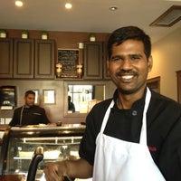 Photo taken at Raj Palace by Sonia C. on 6/16/2012
