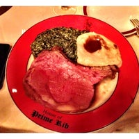Photo taken at House of Prime Rib by Ling K. on 3/5/2012