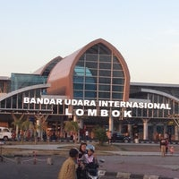 Photo taken at Lombok International Airport (LOP) by ferdinand a. on 7/21/2012