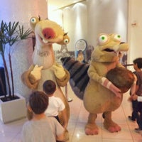 Photo taken at Cine TAM by Carlos Eduardo P. on 7/8/2012