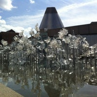 Photo taken at Museum of Glass by Linda C. on 4/14/2012