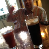 Photo taken at The White Horse by Justin C. on 6/10/2012