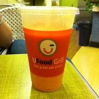 Photo taken at UFood Grill by Matt on 8/4/2012