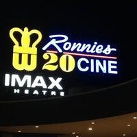 Photo taken at Wehrenberg Ronnies 20 Cine by Barrelrollman on 4/17/2012