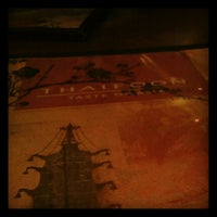 Photo taken at Thaifoon Taste of Asia by Maegan C. on 4/8/2012