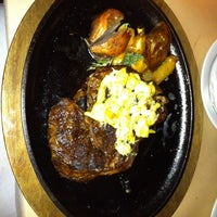 Photo taken at LB Steak by Jim E. on 3/8/2012