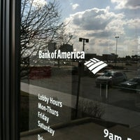 Photo taken at Bank of America by J.D. on 3/14/2012