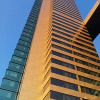 Photo taken at Courtyard Santiago Las Condes by Sebastian Q. on 9/2/2012
