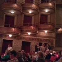 Photo taken at Wells Theatre by Barbara A. on 4/8/2012