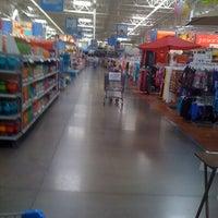Photo taken at Walmart Supercenter by Amanda L. on 4/22/2012