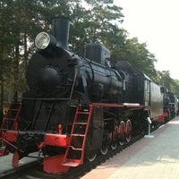 Photo taken at Музей железнодорожной техники by Dmitriy M. on 6/24/2012