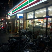 Photo taken at セブンイレブン 川崎小杉法政通り店 by 久喜 金. on 7/26/2012