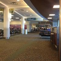 Photo taken at Gulfport-Biloxi International Airport (GPT) by Andrea V. on 8/27/2012