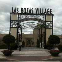 Photo taken at Las Rozas Village by Jorge M. on 5/8/2012