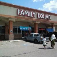 Photo taken at Family Dollar by J Raheem H. on 6/17/2012