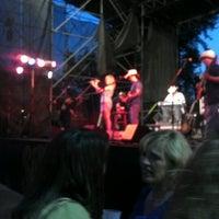Photo taken at Saranac Thursdays by Courtney W. on 8/17/2012