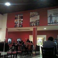 Photo taken at Cinemex by Betho G. on 8/6/2012