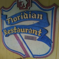 Photo taken at The Floridian by Victoria's B. on 5/19/2012