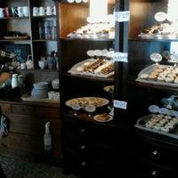 Photo taken at Raphsodic Bakery by Mark P. on 6/5/2012
