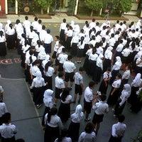 Photo taken at SMA Negeri 24 Bandung by Aditya Yudha P. on 7/9/2012