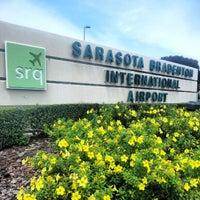 Photo taken at Sarasota-Bradenton International Airport (SRQ) by Edgar L. on 8/30/2012