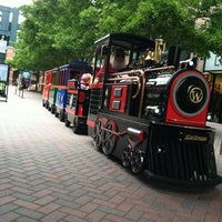 Photo taken at Short Pump Town Center by Chris P. on 8/24/2012