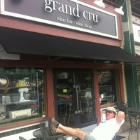 Photo taken at Grand Cru by joezuc on 7/8/2012