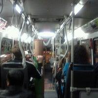 Photo taken at Paradero PC545 by Luis Alberto N. on 4/22/2012