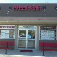 Photo taken at Freez King by David B. on 4/27/2012