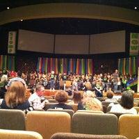 Photo taken at Henderson Hills Baptist Church by Chad J. on 5/9/2012