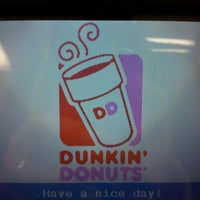 Photo taken at Dunkin' Donuts by Michael K. on 6/20/2012