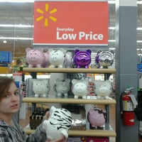 Photo taken at Walmart Supercenter by Crystal N. on 10/22/2011