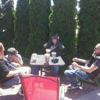 Photo taken at Roasters Coffee Bar by Debra F. on 6/15/2012
