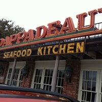 Photo taken at Pappadeaux Seafood Kitchen by Leann B. on 11/22/2011